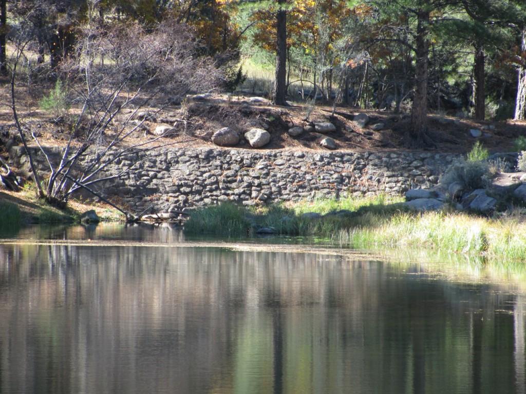 Pine Valley spillway restoration, contractor bids ...