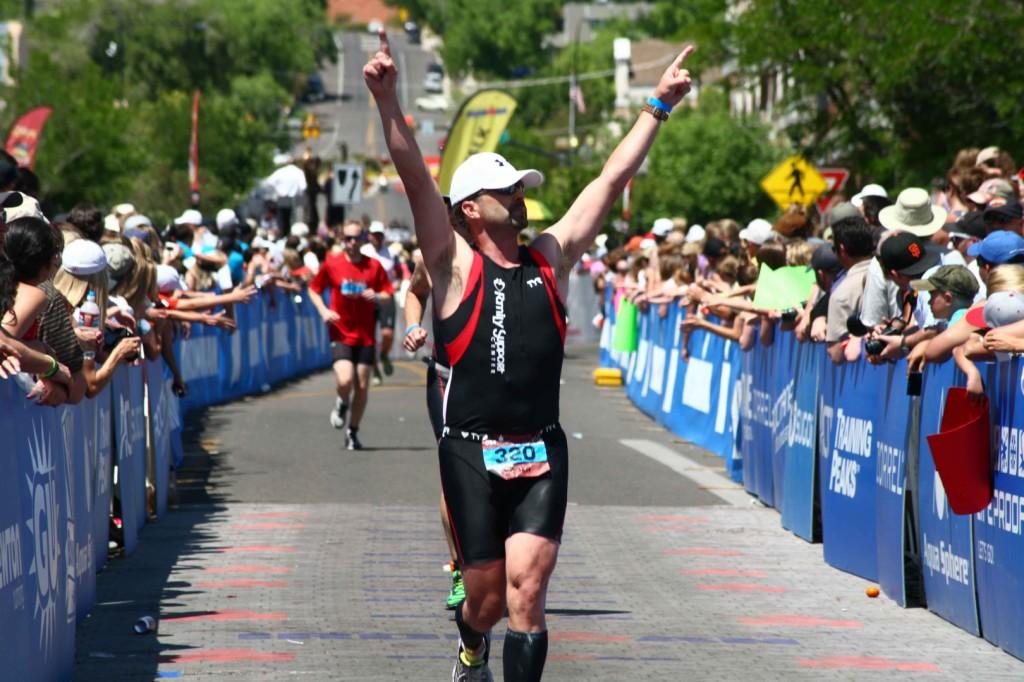 Roger Nelson Ironman 70.3 St. George STGnews.com