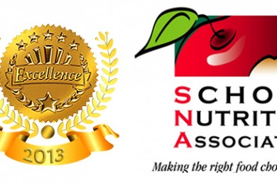 Leadership Excellence In School Nutrition Awarded To