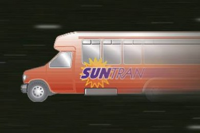 What the HAYnes? Give me SunTran at light-speed, stay out of