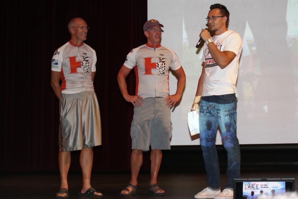 Jody Rich, Roy Hoyt, Jordan Rich