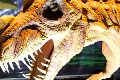 Dinos in Dixie: Jurassic Quest invades Dixie Center