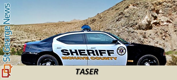 TASER used twice, man dies in desert after fleeing from