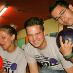 "Big Brothers Big Sisters of Utah ""Bowl For Kids' Sake"" participants 2014, location not specified 