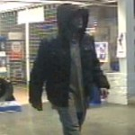 Police are seeking the public's aid in identifying this man who is suspected of committing retail-theft at the Bloomington Wal-Mart, St. George, Utah, Feb. 22, 2015 | Photo courtesy of the St. George Police Department, St. George News