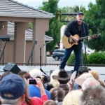 Customer appreciation concert featuring country music artist Collin Raye, Town & Country Bank, St. George, Utah, April 24, 2015 | Photo courtesy of Town & Country Bank, St. George News
