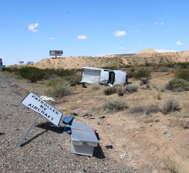 Woman killed in I-15 rollover identified as Cedar City resident | Cedar City News