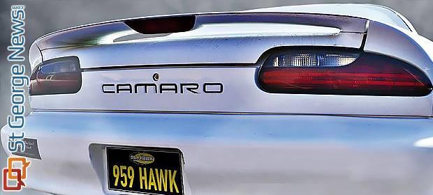 Radio Station Kzhk Giving Away 95 Chevy Camaro Cedar