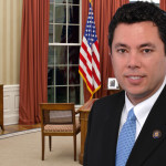 Image composite. Forefront Jason Chaffetz | Graphic by St. George News