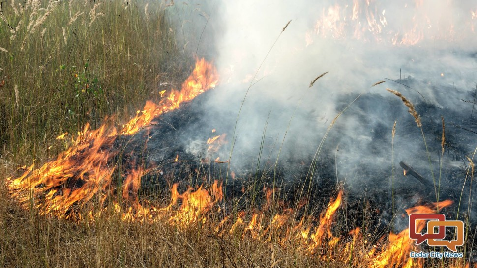 BLM to conduct prescribed fire near Dammeron Valley ...