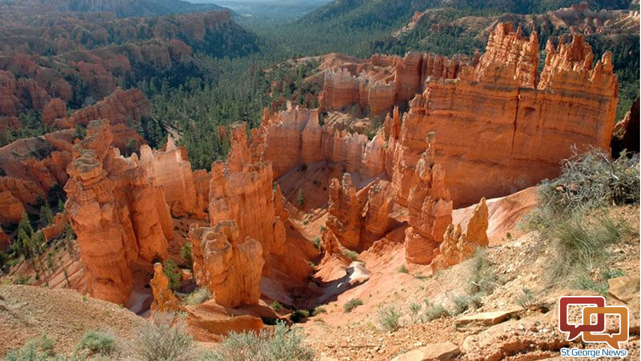 bryce canyon national park receives top rating from. Black Bedroom Furniture Sets. Home Design Ideas