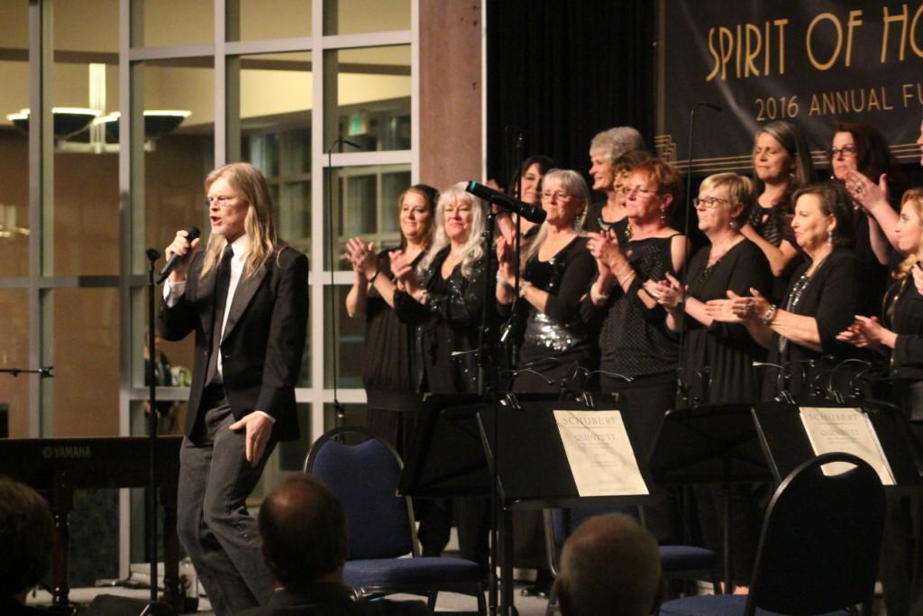 John Houston Gospel Choir StGeorgeNews.com