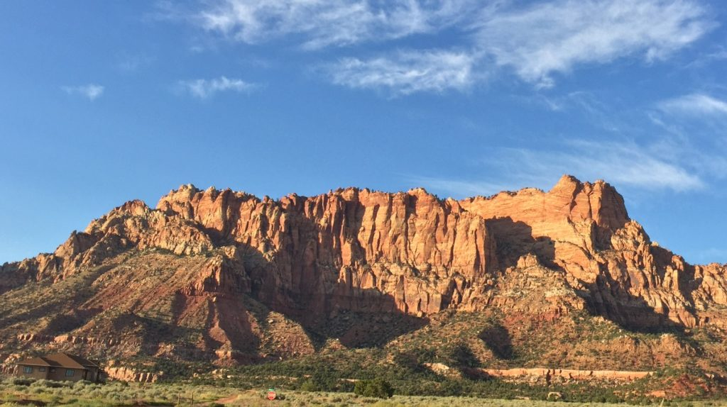 El Capitan near Hildale Utah StGeorgeNews.com