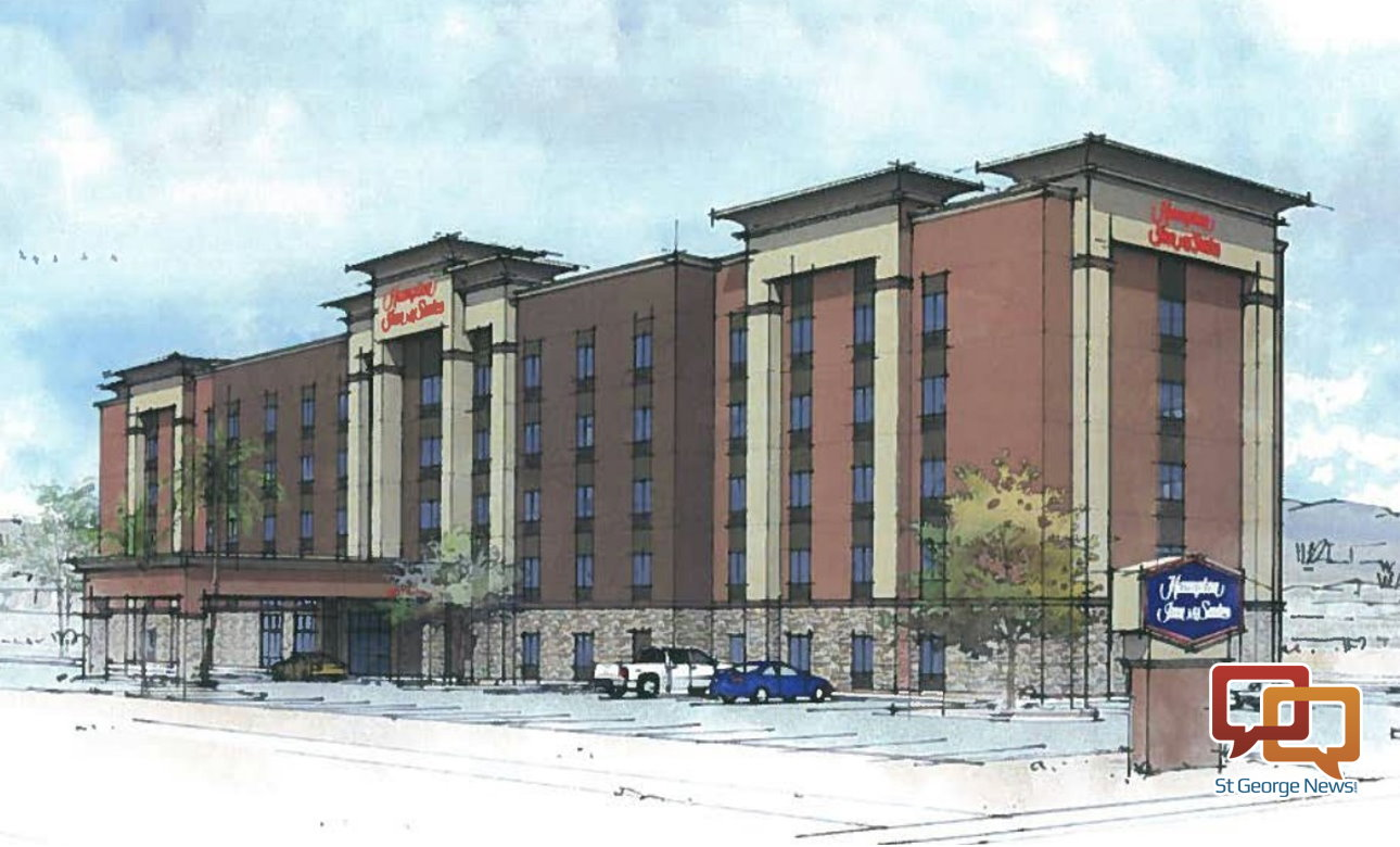 Development of hotel at sunriver progresses other for Parkway motors cedar city
