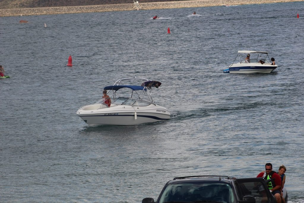 Utah Boat Shelters : Sand hollow readies for labor day crowds how to boat