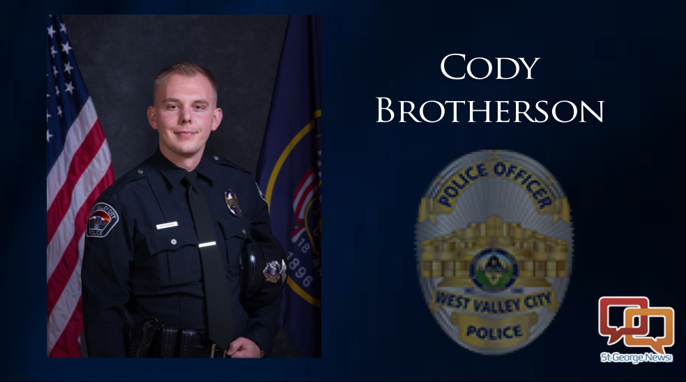 Police officer killed during pursuit of suspected car thieves – Cedar City News