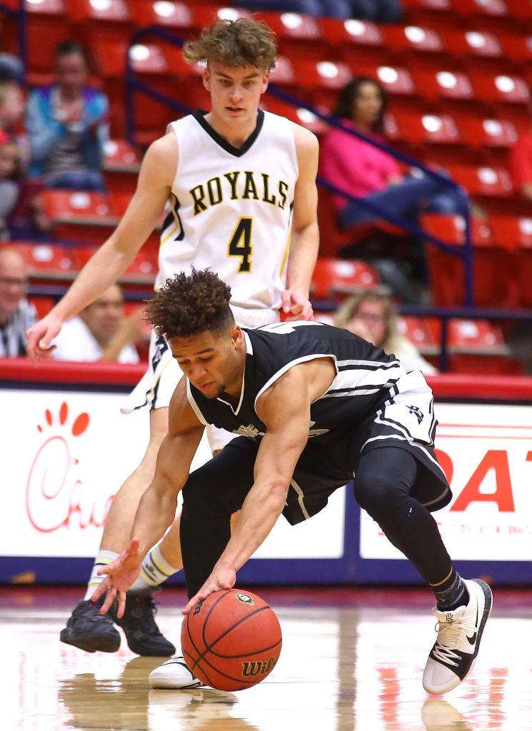 Roy City Utah Boys Basketball