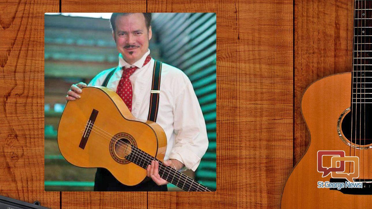 flamenco guitarist robert earl longley to entertain at 2 southern utah venues cedar city news. Black Bedroom Furniture Sets. Home Design Ideas