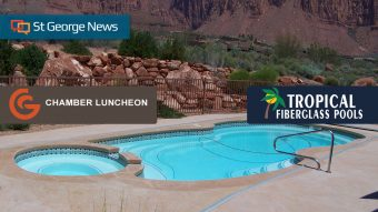 St George Area Chamber Of Commerce S Meet The Luncheon Will Take Place At Tropical Fibergl Pools And Spas Wednesday From 11 A M To