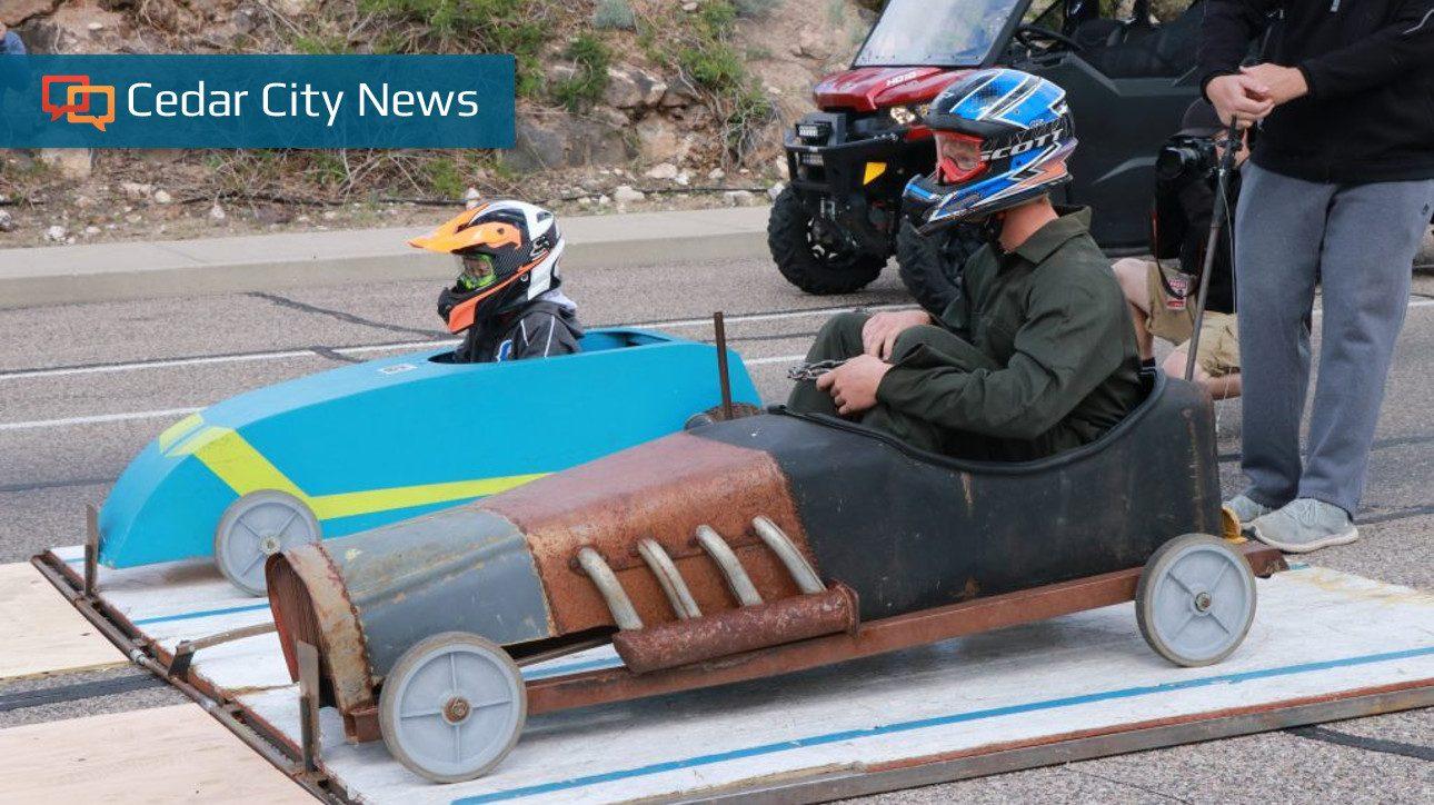 'Soap Box Challenge' Riders To Race Down Cedar City's