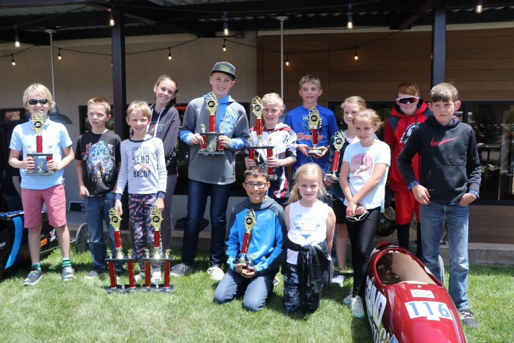 Gravity-fueled racers compete in Cedar City's Soap Box Challenge - Cedar City News