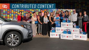 Findlay Subaru continues commitment to health, wellness