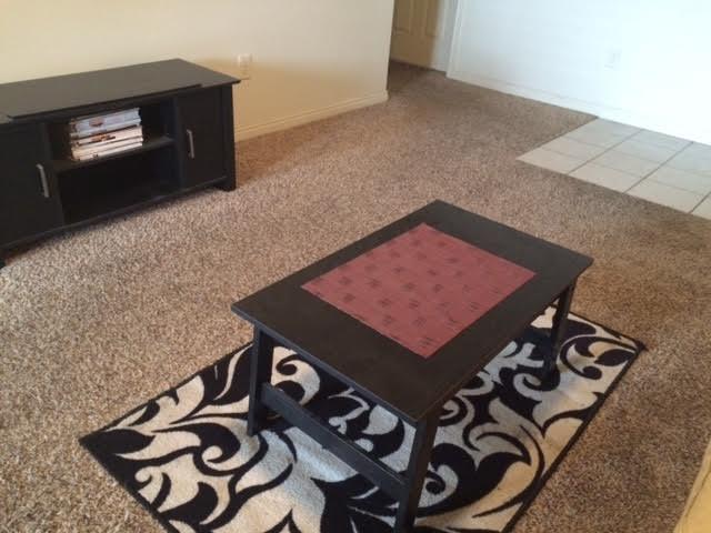TV entertainment center and coffee table set – Cedar City News